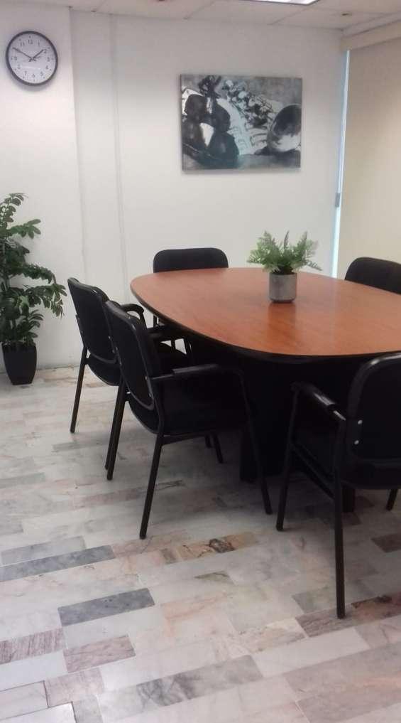 Fotos de Renta oficinas amuebladas zona plaza del sol : servicio, imagen   y atención 1