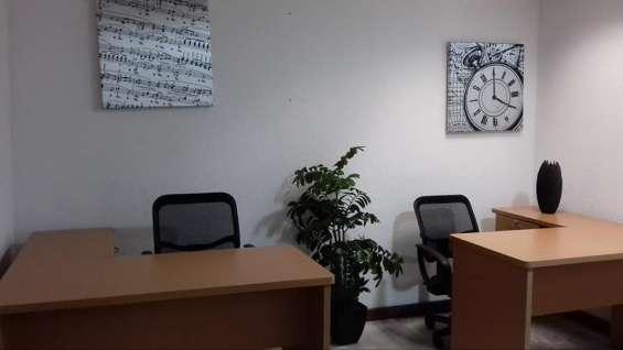 Fotos de Renta oficinas amuebladas zona plaza del sol : servicio, imagen   y atención 4