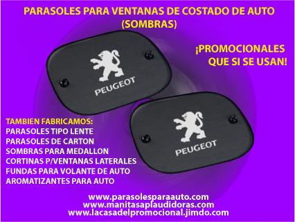 Cortinas personalizadas para auto
