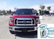 Ford lobo 4x4 doble cabina 2015