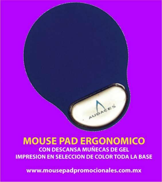 Mouse pad ergonomicos