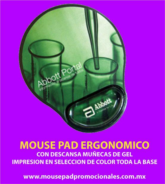 Mouse pad publicitarios