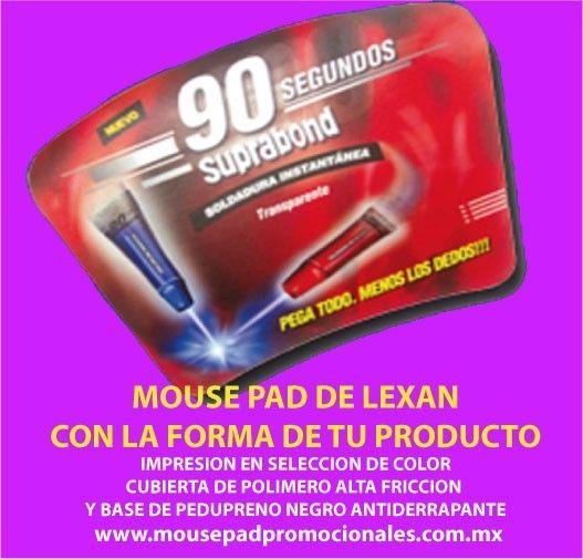 Mouse pad promocionales