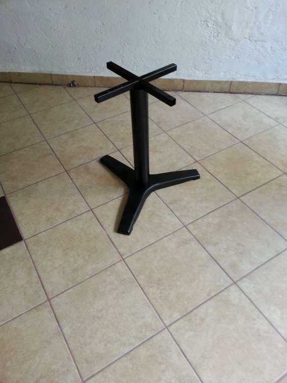 Fotos de Bases para mesas en fundicion 10