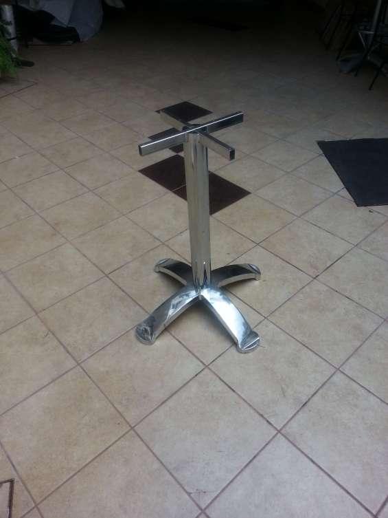 Fotos de Bases para mesas en fundicion 12