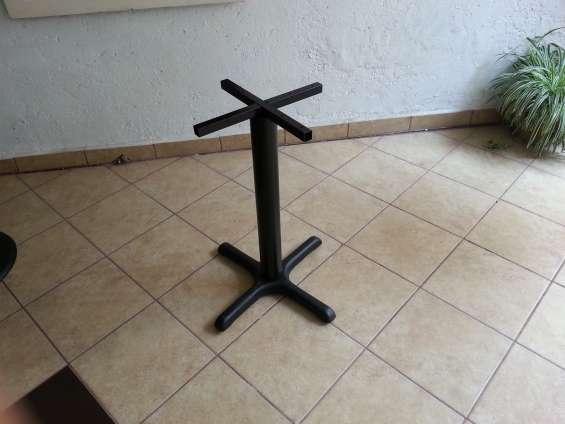 Fotos de Bases para mesas en fundicion 2