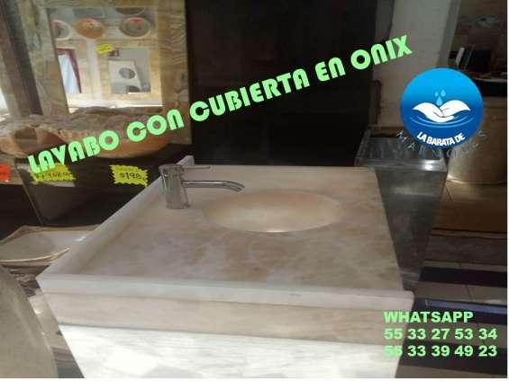 Fotos de Increibles lavabos en onix 4