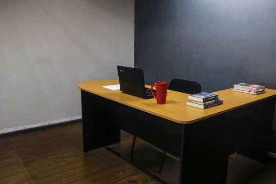 Renta de oficinas en zona centro la estancia