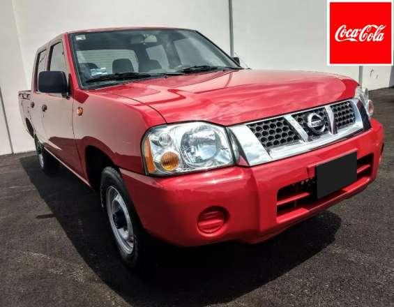 Nissan np300 año 2014