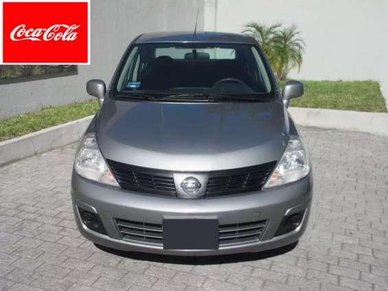 Nissan tiida año 2014