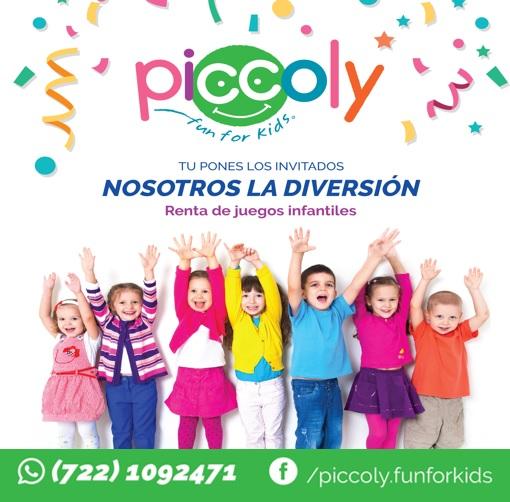 Cumpleaños infantiles en zinacantepec