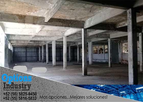 #br10858 bodega en renta en ecatepec