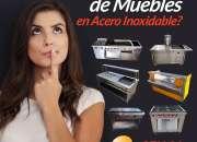 FABRICACIÓN EN ACERO INOXIDABLE DE MUEBLES