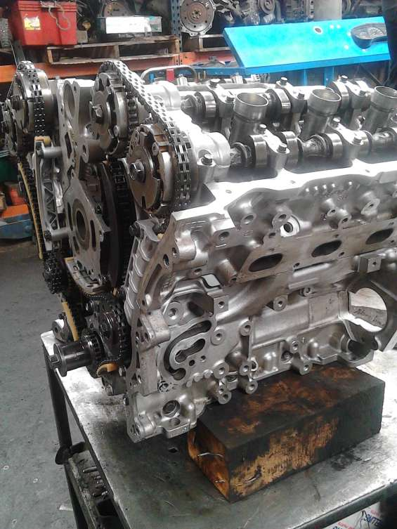 Motor 3.0 chevrolet listo para ser montado en perfecto estado