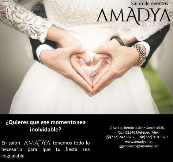 Fotos de Salón de bodas en metepec. 3