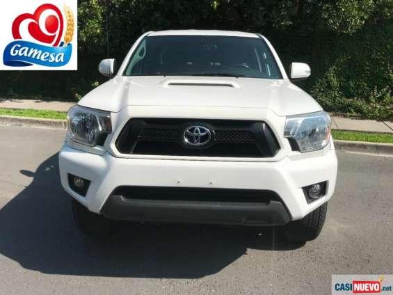 Fotos de Toyota tacoma trd sport 4x4 2014 1