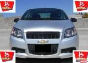 Chevrolet aveo 2015 estandar