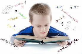 Clases de problemas matematicos para niños