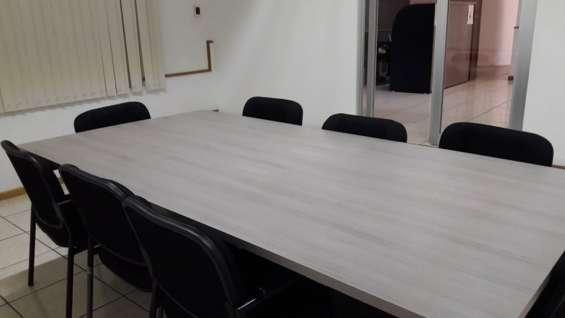 Renta sala de juntas por 10 horas desde $1000 pesos