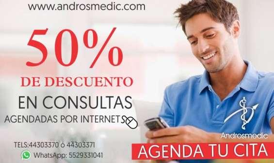Androsmedic consultas en urología y andrología