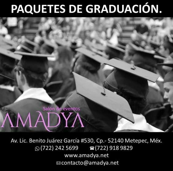 Graduaciones en metepec
