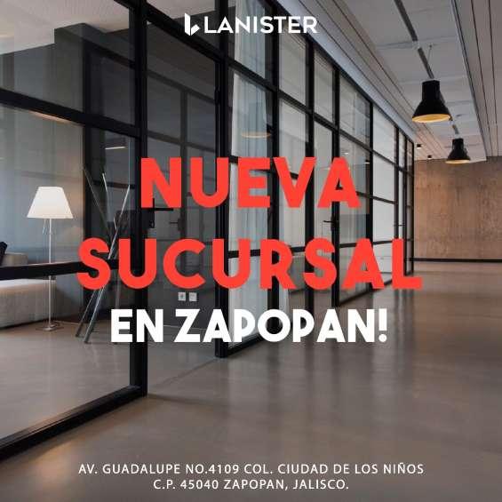 Nuevas oficinas en zapopan, renta con nosotros, aprovecha promoción de mayo!