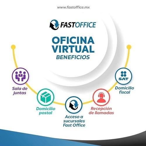 Fotos de Oficinas virtuales paquetes desde 812 pesos mensuales, 40 ubicaciones 1