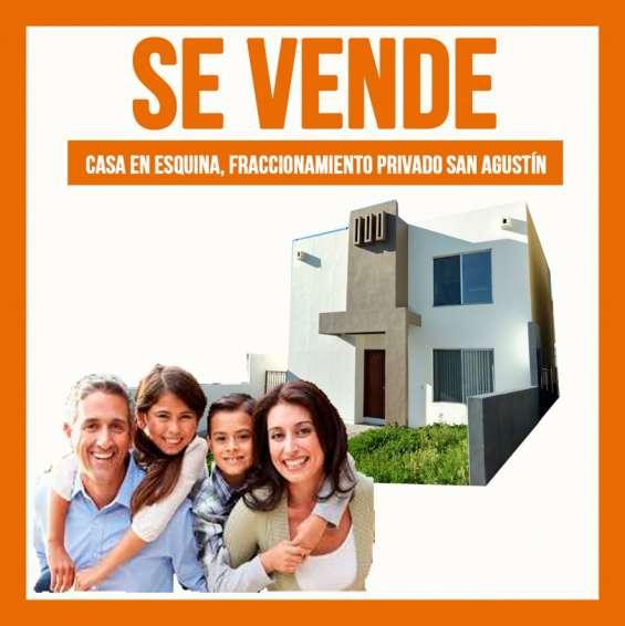 ? casa privada con seguridad en venta san agustin tijuana?
