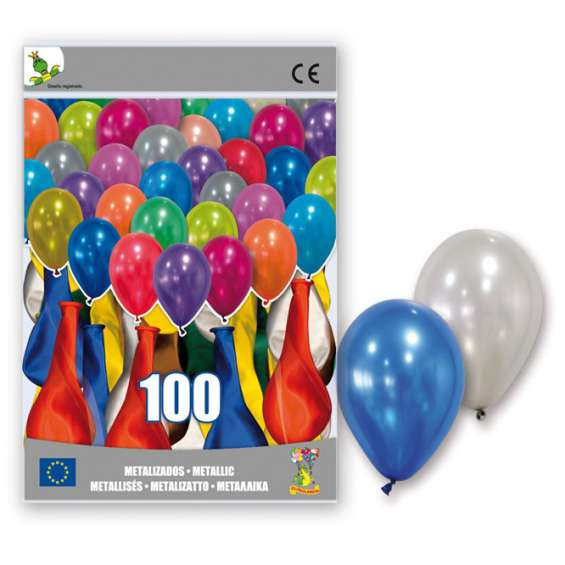 Embolsa globos para fiestas