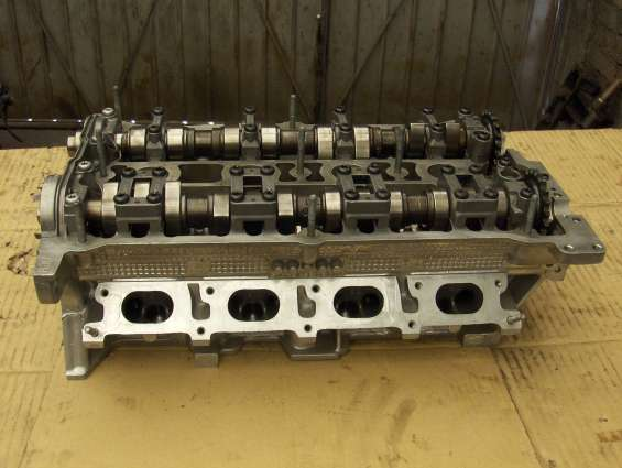 Cabeza audi 1.8 16 valvulas 4 cilindros entrega inmediata