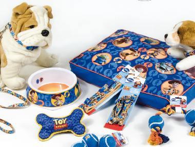 Empaca productos de mascotas
