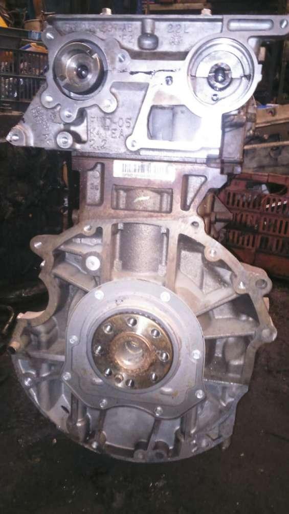 Motor ford transitt 2.2 diesel 4 cilindros entrega inmediata