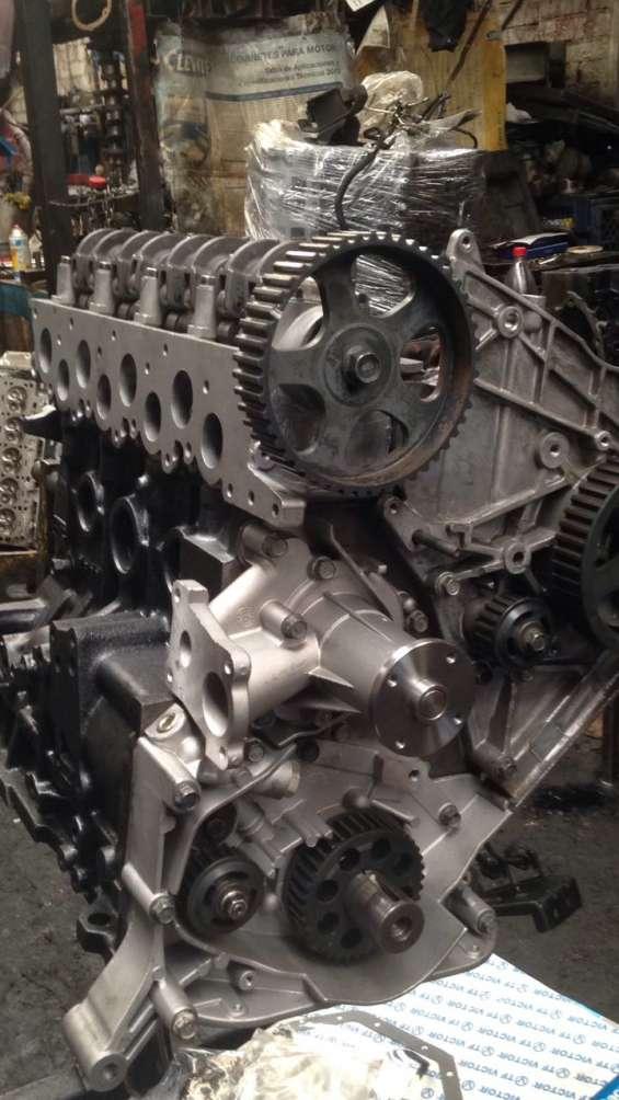 Motor hyundai h-100 td 2.5 diesel 4 cilindros entrega inmediata