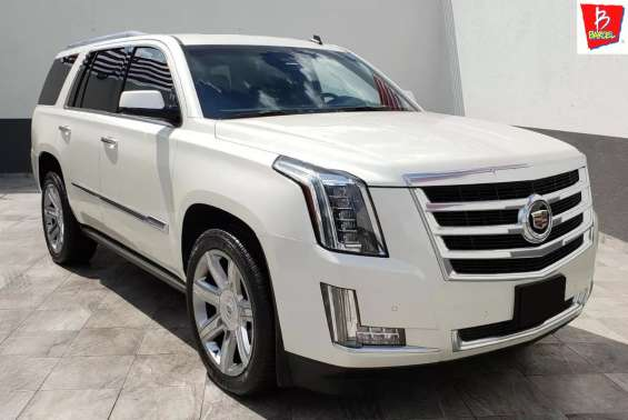 Cadillac escalade año 2015
