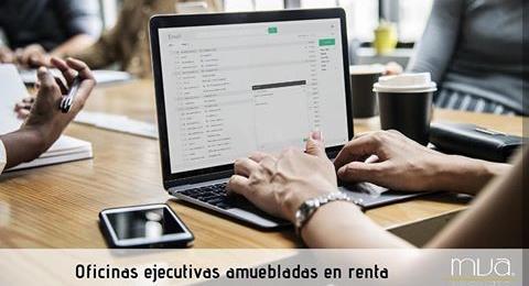 Optimas oficinas y consultorios con servicios incluidos