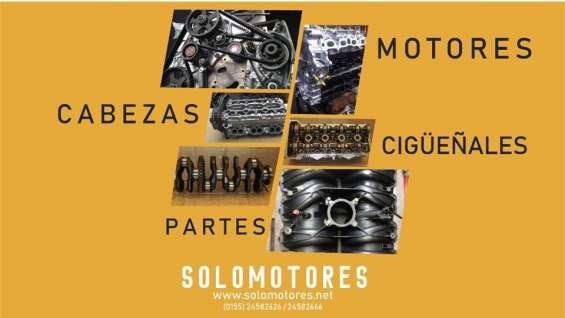 Motores y partes de motor