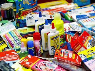 Empaquete en casa, artículos escolares $ 25 x paquete