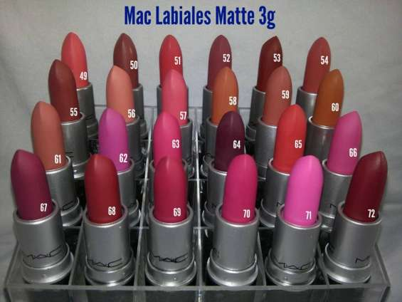 Fotos de Mac labiales 12 pzas 3