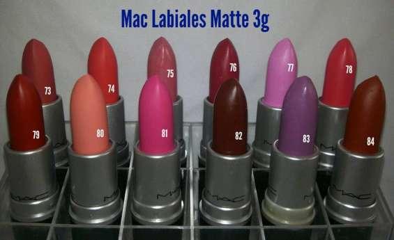 Fotos de Mac labiales 12 pzas 4