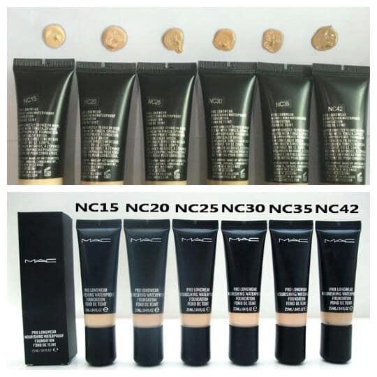 Maquillaje liquido mac pro longwear. nuevo, excelente y producto de alta calidad.