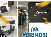 Oficina de lujo para 3 personas en aviación!!