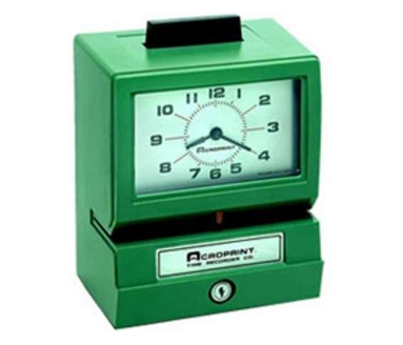 Relojes checadores reparo todas las marcas cdmx sdfsadfasdfsdf