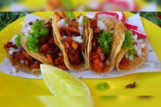 Tacos de pastor en cuernavaca