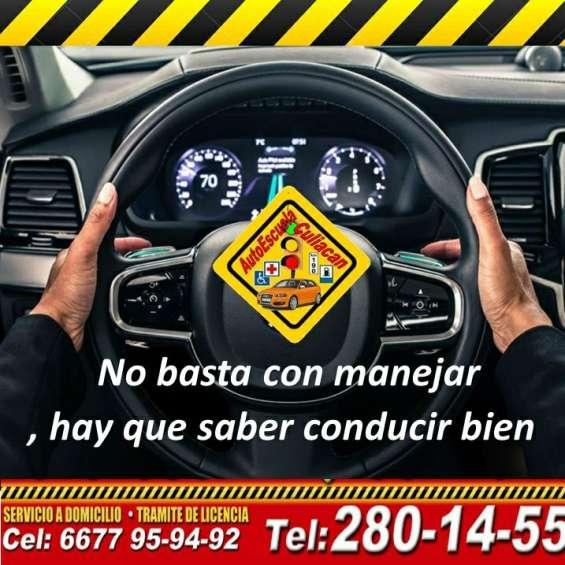 Aprende a conducir facil y seguro!!