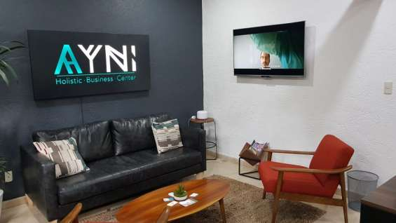 Ayni holistic business center
