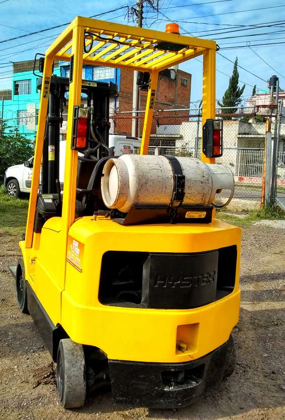 Montacargas hyster 4000 lbs