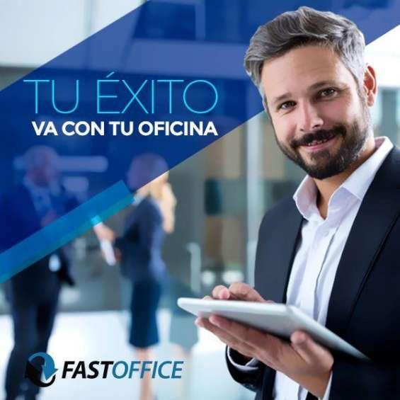 Ahorra tiempo y dinero oficinas equipadas lista para trabajar