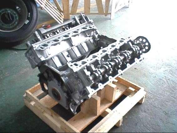Motores a diesel y gasolina