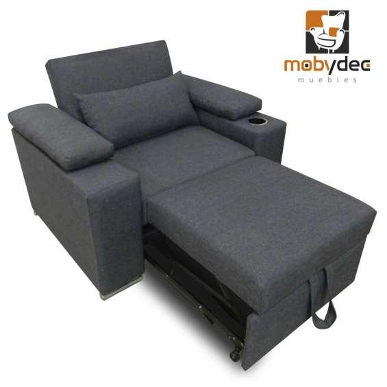 Fotos de Sofa cama sofas sillones muebles personalizados mobydec 4