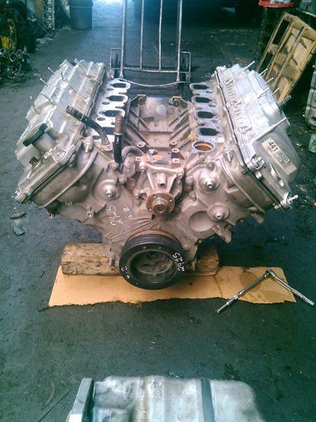 Super duty engine raptor 6.2